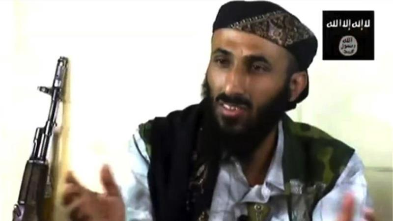 Al-Wahaishi, leader of AQAP, was reportedly killed this morning in a drone strike in Yemen. Photo: EPA