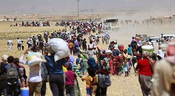 The UN estimates there are now over 3 million Internally Displaced Persons in Iraq with that figure only set to rise further. http://www.geo.tv/article-167331-Displaced-top-2-million-as-winter-hits-northern-Iraq