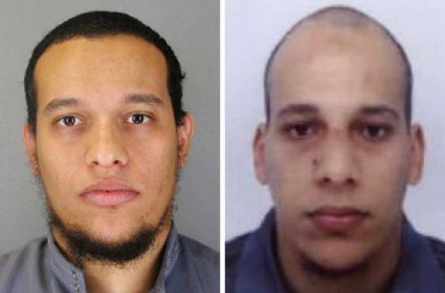The Kouachi brothers were known to have lived in 'la banlieue'.