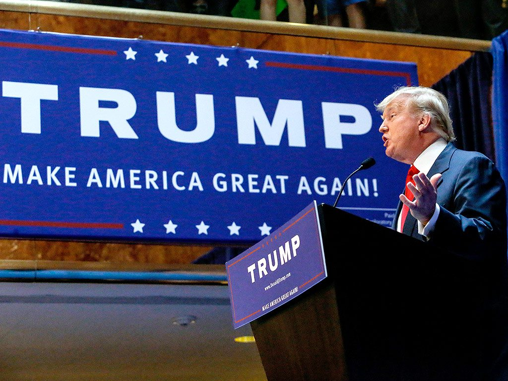 Donald Trump's grand strategy will be an 'America-first' strategy