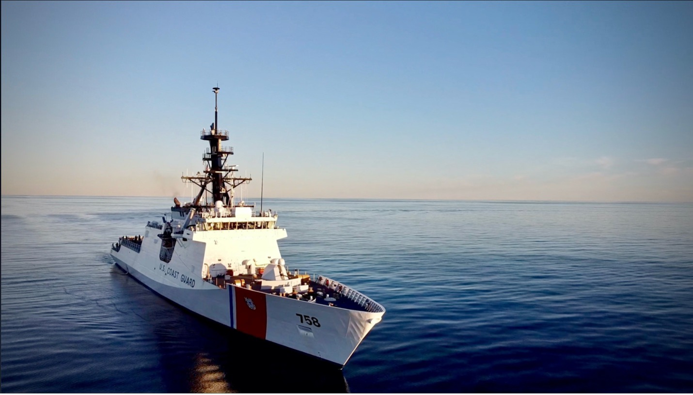 The Caribbean Test Case for the Coast Guard's Tri-Service Commitment | Strife